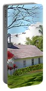 Little Church At Puako Big Island Portable Battery Charger