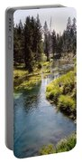 Little Deschutes Photograph Portable Battery Charger