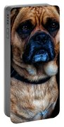 Little Dog Big Heart Portable Battery Charger
