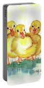Little Ducks Portable Battery Charger