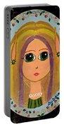 Little Elf Girl Portable Battery Charger