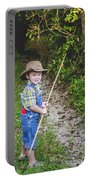 Little Fisherman Portable Battery Charger