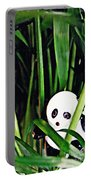 Little Glass Pandas 59 Portable Battery Charger