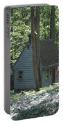 Little House In The Woods Portable Battery Charger