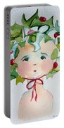 Little Miss Innocent Ivy Portable Battery Charger