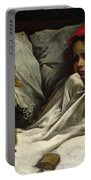 Little Red Riding Hood Portable Battery Charger by Gustave Dore