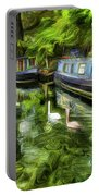 Little Venice London Art Portable Battery Charger