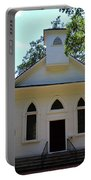 Little White Chapel Portable Battery Charger