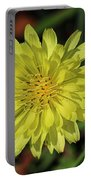 Little Wild Yellow Portable Battery Charger