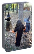 Little Witches Portable Battery Charger
