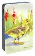 Little Yellow Duck Portable Battery Charger