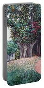 Live Oak Gardens Jefferson Island La Portable Battery Charger