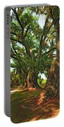 Live Oak Lane Portable Battery Charger by Steve Harrington
