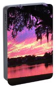 Live Oak Sunset Portable Battery Charger