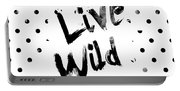 Live Wild Portable Battery Charger