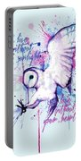 Live Without The Sunlight Owl Portable Battery Charger