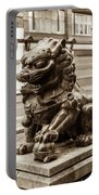 Liverpool Chinatown - Chinese Lion A Portable Battery Charger