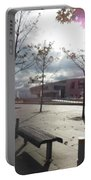 Liverpool In The Fall Portable Battery Charger