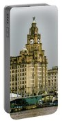Liverpool Waterfront Portable Battery Charger