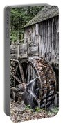 Cable Mill Gristmill - Great Smoky Mountains National Park Portable Battery Charger