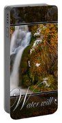 Living Water Portable Battery Charger