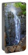 Living Waters - Wailua Falls Maui Portable Battery Charger