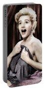 Liz Fraser, Vintage British Actress Portable Battery Charger