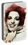 Liza Minnelli Portable Battery Charger