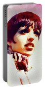 Liza Minnelli, Vintage Movie Star Portable Battery Charger
