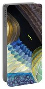 Lizard Skin Abstract II Portable Battery Charger