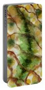 Lizard Skin Abstract Portable Battery Charger