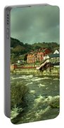 Llangollen Station  Portable Battery Charger