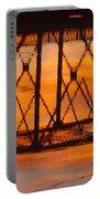 Llano Bridge Reflection Portable Battery Charger