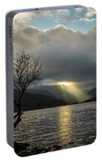 Llyn Padarn Sunrays Portable Battery Charger