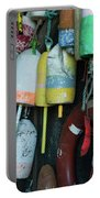 Lobster Buoys Hanging Portable Battery Charger