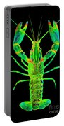 Lobster Crawfish In The Dark - Greenlime Portable Battery Charger