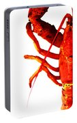 Lobster - The Left Side Portable Battery Charger