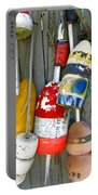Lobster Trap Buoys 1 Portable Battery Charger