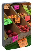 Local Apples For Sale Portable Battery Charger