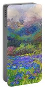 Local Color Portable Battery Charger by Talya Johnson