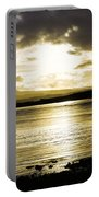 Loch Bracadale Sunset Portable Battery Charger