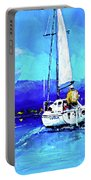 Loch Lomond Sail Portable Battery Charger
