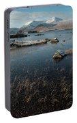 Lochan Nah-achlaise, Rannoch Moor, Scotland Portable Battery Charger