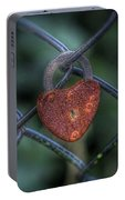 Lock Of Love Portable Battery Charger