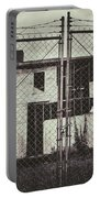 Locked Fence Portable Battery Charger