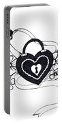 Locked Love Portable Battery Charger