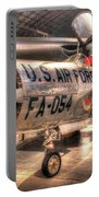 Lockheed F-94 Model C Starfire Portable Battery Charger