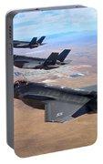 Lockheed Martin F-35 Lightning II Portable Battery Charger
