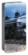 Locomotive 495 A Romantic View Portable Battery Charger