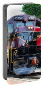 Locomotive In Color Portable Battery Charger